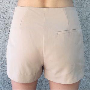 Lush Shorts - Lush Nordstrom Cream Neutral Nude Beige Shorts